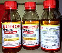 Послевсходовый гербицид ДИАЛЕН СУПЕР (125мл) - и Ваш ГАЗОН будет очищен от сорняков!! действие до 3х месяцев