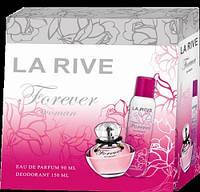 Женский подарочный набор La Rive Forever (туалетная вода 90мл/дезодорант 100мл)