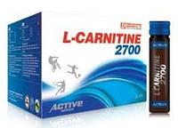 L-Carnitine 2700 Dynamic Development, 25 ампул по 11 мл