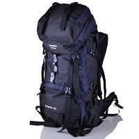 Мужской рюкзак туриста onepolar (ВАНПОЛАР) w837-navy