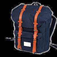 Школьный рюкзак zibi zb17.0635rb simple reddish belt для средних классов