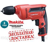 Дрель Maktec by Makita MT607 (450Вт; 0-3000об/мин.)