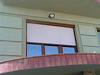 Рефлексол наружные рулонные шторы в коробе и с напраляющими ZIP,производство Украина