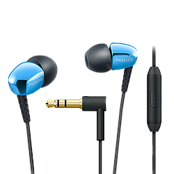 Наушники Philips SHE3905BL/00 Blue