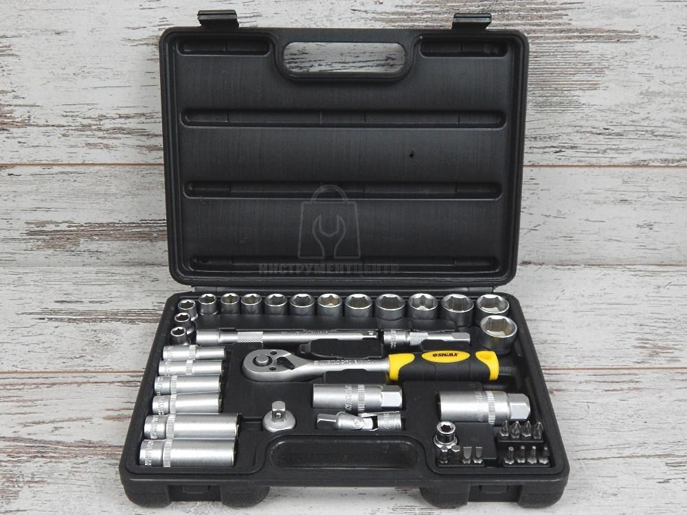 Набор инструментов Sigma MID 6003601 (39 предметов)