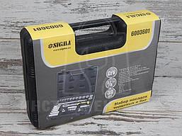 Набор инструментов Sigma MID 6003601 (39 предметов), фото 3