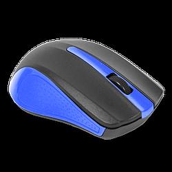 Проводная мышь OMEGA OM-05BL Optical Blue