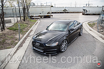 Audi A6 на дисках Vossen CG-209T