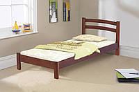 Кровать деревянная однопальная Ванесса 0,9м