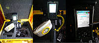 GPS Trimble 5800 L1/L2 RTK +контроллер Nomad с ПО Surv CE