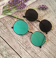 Солнцезащитные круглые очки  Dita Decade-two