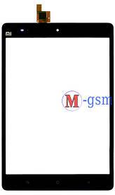 Тачскрин (сенсорный экран) Xiaomi MiPad 1 черный