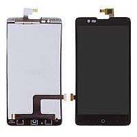 LCD+touch  ZTE V9180 Redbul V5black