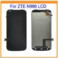 LCD+touch ZTE N986