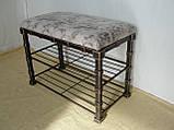 Кованый набор мебели для прихожей  -  018, фото 7
