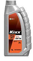 Моторное масло для четырехтактных двигателей KIXX Ultra 4T SJ/MA 15W-40 1л