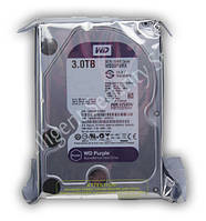 Жёсткий диск 3Tb WD30PURX (партнёр Hikvision)