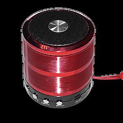 Колонки Bluetooth WS-887 Red