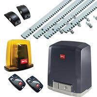 Комплект автоматики BFT ARES 1000 для откатных ворот