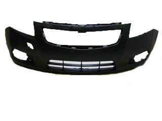 Бампер передний (накладка бампера) Cruze / Круз, 96981088, KDBP-044