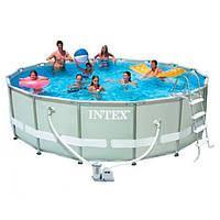 Каркасный бассейн INTEX 28310, 427х107 см