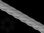 Трос стальной 6х7 с органической сердцевиной цб DIN3055