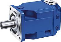 Осевой поршневой неподвижный двигатель Bosch Rexroth A4FM