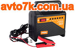 Зарядний пристрій для автомобільних і мотоциклетних акумуляторів Elegant 100430