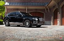 Bentley Bentayga на дисках Vossen VPS-307T