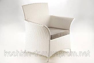 Крісло Патіо плетені меблі з ротанга