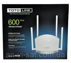 Безпроводный маршрутизатор TotoLink N-600R
