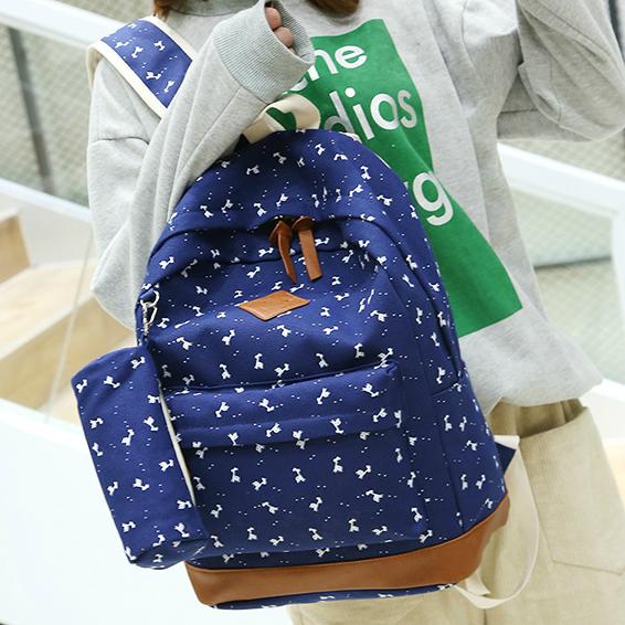 Рюкзак для школы 2 в 1