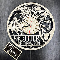 Концептуальные настенные часы «Игра престолов»