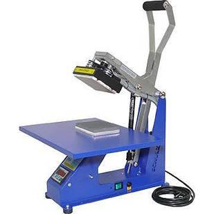 Термопресс SCHULZE Blue PRESS Line Mini (плита  10x13см)