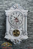 """Часы настенные """"Арт-декор. Арка с колоннами""""."""