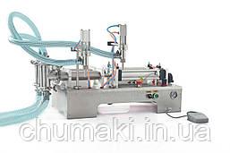 Разливочная машина для жидкости R-2L