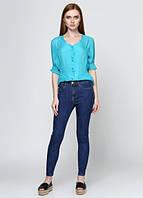 80401 Джинсы женские синие: imprezz.com.ua