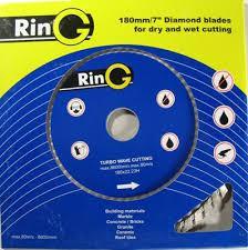 Круг алмазный  350х10х2,8х25,4/32 сегментированный BETON RING