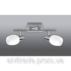 WATC CВ-К 556 2*40W E14 MTCHR+WHITE