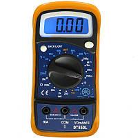 Мультиметр(тестер) DT850L
