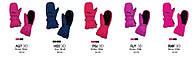 Теплые рукавицы для девочки BRUGI