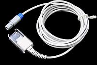 Переходник L5R200 Normal Digital Spo2 к детскому зонду S9DN100 digital DB9 bundled Spo2 probe