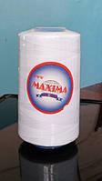 Нитки  швейные  белые 40/2 5000ярдов Маxima