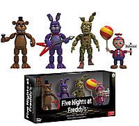 Набор фигурок 5 ночей с Фредди / Funko Five Nights at Freddy's 4 Figure Pack (Set 2)