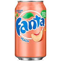 Газировка Fanta Peach 355ml