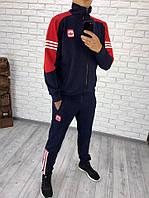 Спортивный мужской костюм Adidas № 1099 рус.