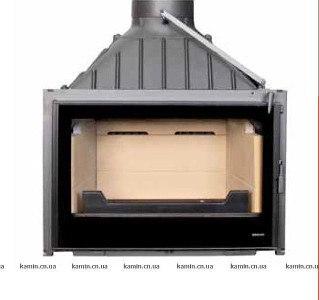 Seguin Visio 7 PLUS (шамотные плиты, приток воздуха в топку)