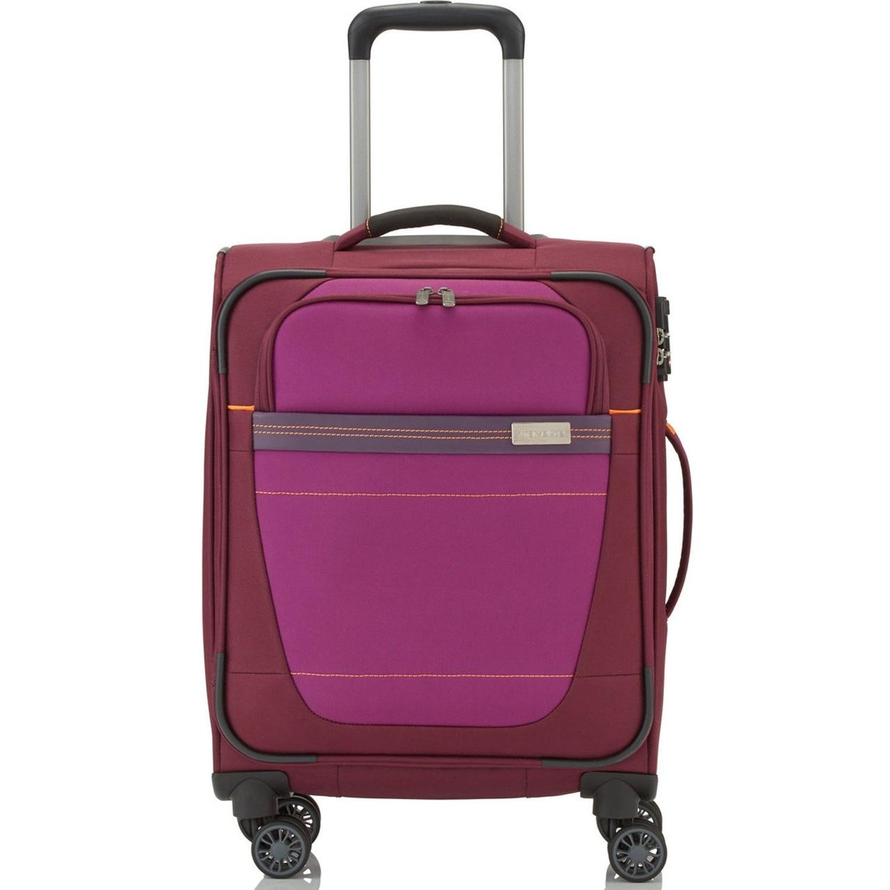 Малый тканевый чемодан Travelite Meteor  S TL089447-17, 38 л