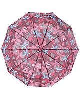 Зонт SL 470-3 Черный,красный, фото 1