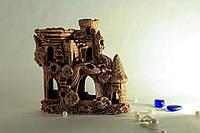 Аквариумная фигура Замок